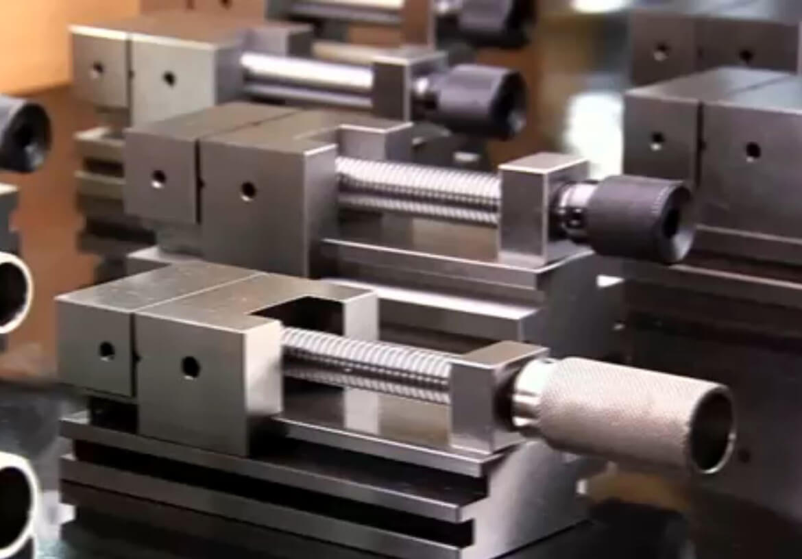 Stainless Steel Precision Vises